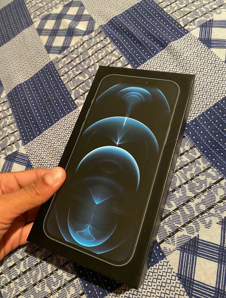 Apple iPhone 12 Pro Max - 128GB 256GB 512GB ...$680